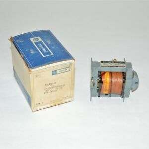 New Ge General Electric Cr9503209cab202 Pull Type Solenoid 110v ac