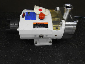 Alfa Laval Ghpd Positive Displacement Pump Sru2nls 1 Sanitary Fitting