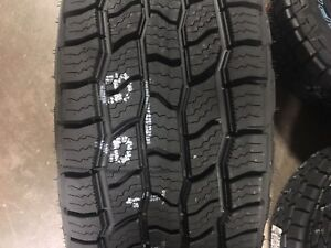 4 New 265 70 17 Cooper Discoverer At3 4s 65k 4 Ply Tires 70r17 R17 70r
