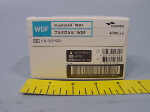 Sysmex Cv 337 552 Cv337552 Fluorocell Wdf For Automated Hematology Analyzers 42m