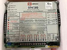 Bosch Security System Control Panel Model D7412g