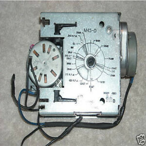 Milnor M45 d Timer For Washers