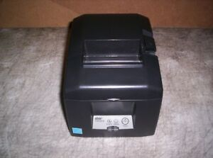 Star Tsp650ii Thermal Receipt Printer 654iibi2 Bluetooth Guaranteed See Details