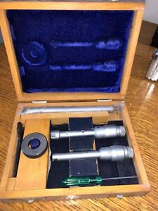 Spi Hole Micrometer 500 To 800 In Case