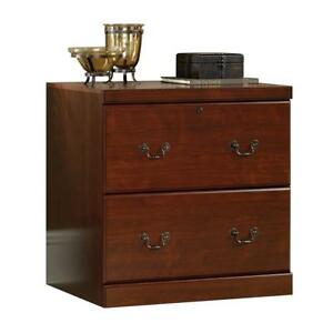 Sauder Heritage Hill Lateral File Classic Cherry Finish
