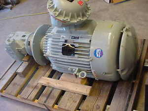 New Marathon 100 Hp Electric Motor Hazardous Location 405tcv