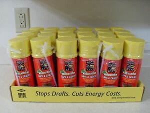 Case Of 24 Dow Great Stuff Gaps Cracks Expanding Foam Sealant Insulation 12oz