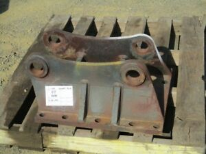 Cat Backhoe 446 Hammer Companion Plate Compactor stock 2287