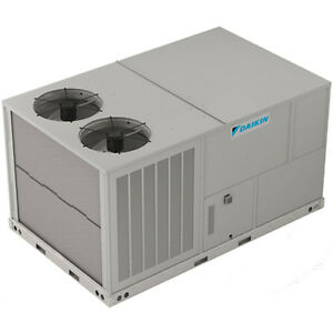 Diakin 10 Ton Commercial Straight Cool Package Unit 208 230 3 Phase
