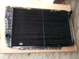 1972 75 Ford Torino Thunderbird Radiator All Brass Usa Made 3 Row