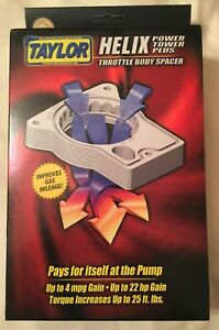 Taylor Throttle Body Spacer jeep Liberty 2002 2006 3 7l Engine New