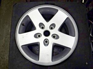 2005 2006 2007 Jeep Grand Cherokee 17 Inch Alloy Wheel Oem 238164
