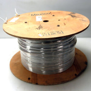 New 1000 M22759 16 8 9 Mil Spec Aviation Non shielded Wire 8 Awg 600v
