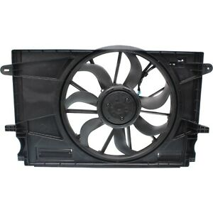 New Cooling Fan Assembly Chevy Sedan Chevrolet Cruze 16 17 Gm3115290 39012568