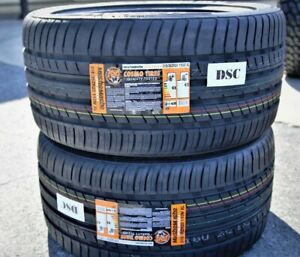 2 New Cosmo Mm P315 35zr20 315 35r20 110w All Season Performance Tires