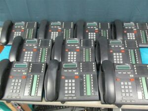 Lot Of 10 Avaya Nortel Norstar Networks T7316e Office Phones W Handsets Tested