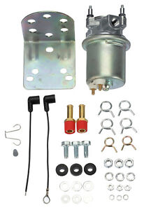 Electric Fuel Pump Carter P4070 Fits 80 83 Ford B700 6 1l v8