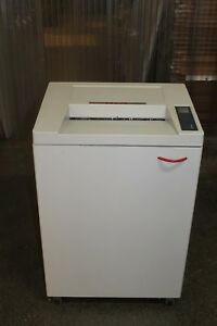 Mbm Destroyit Paper Shredder Cross cut 4002
