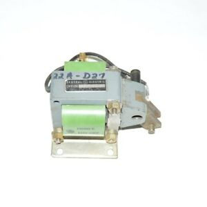 New Ge General Electric Cr9500b101b2a Pull Type Solenoid 115v ac