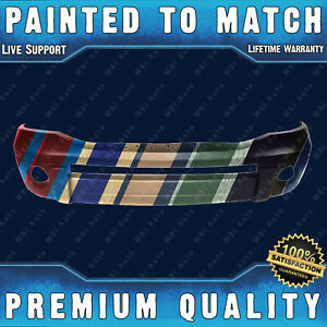 New Painted To Match Front Bumper Fascia For 2006 2009 Dodge Ram Pickup 06 09