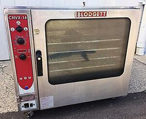 Blodgett Cnvx14g aa Gas Stackable Commercial Convection Oven New 12 000 Freeship