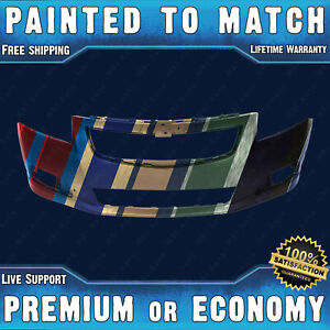 Painted To Match Front Bumper Cover Replacement 2011 2014 Chevy Cruze Rs Trim