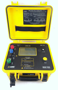 Aemc Model 4630 4 point Ground Resistance Tester