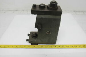 Warner Swasey M 1808 Turret Lathe Tool Holder