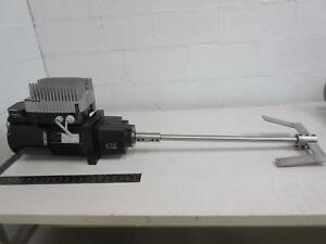 Lenze Mdxma1m09o 32 Industrail Lab Mixer Blender 29 Inch 2hp For Tank