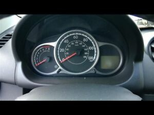 Speedometer Mph With Outside Temperature Gauge Fits 11 14 Mazda 2 11496083