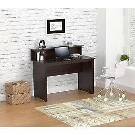 Inval Writing Desk With Hutch