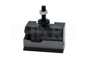 Oxa 7 Universal Parting Blade Tool Holder Type 007 With 0 Degree 250 007 0
