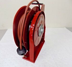 Reelcraft Spring Retractable Hose Reel Red 50 Ft 300 Psi 5450 Olp