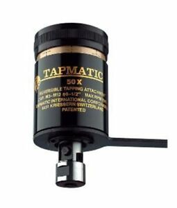 Tapmatic 50x 3 4 16 Mount Tapping Head