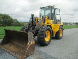 2006 Volvo L40b Articulated Wheel Loader Cab Heat Air 3rd Valve 4721 Hours