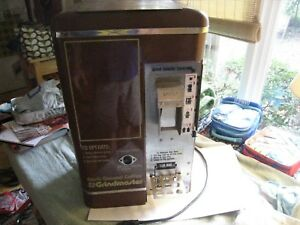Vintage Grindmaster Commercial Coffee Grinder Model 505 Does Not Run Parts Only