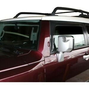 Ventshade 92735 Window Visor For 2007 2014 Toyota Fj Cruiser Front Set Of 2