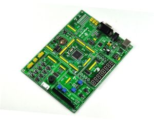 2017 Development Board Kit For Atmel Avr128 Atmega128a Mega128 Bootloader