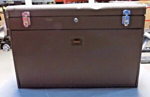 Kennedy 11 Drawer Tool Chest Brown 26 X 8 X 18 52611b Damaged
