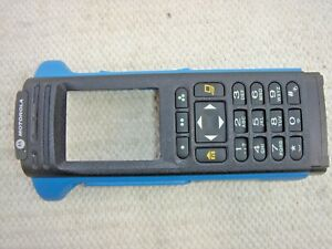 Motorola Pnhn7056as Apx7000 M3 Blue Keypad Housing Inc Free Shipping Nhn7056as