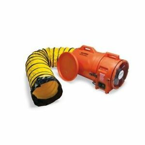 Allegro 9543 25 Plastic Axial Blower 12 With Canister