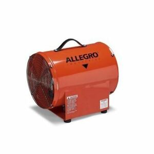 Allegro 9529 Dc Axial Blower 12