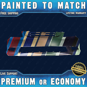 New Painted To Match Front Bumper Cover Replacement For 2008 2010 Honda Odyssey