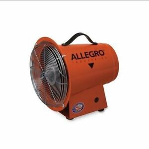 Allegro 9506 Dc Axial Blower 8