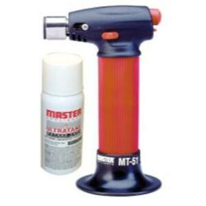 Master Appliance 11508 Mt 51 Series Butane powered Microtorch With Butane