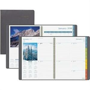 At a glance Aagg70030 Day Minder Scenic Weekly Monthly Planner 8 In