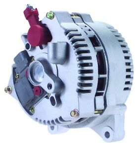 Ford Excursion Truck New Alternator 200 Amp 2000 2001 6 8l High Amp High Output