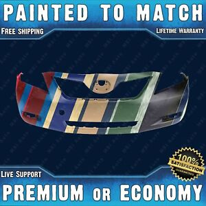 Brand New Painted To Match Front Bumper Cover For 2007 2009 Toyota Camry 07 09