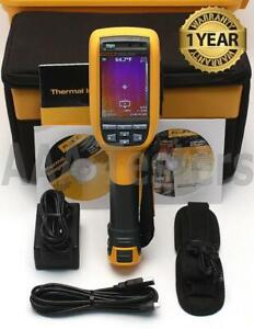 Fluke Tir110 9hz 160 X 120 Building Diagnostic Infrared Thermal Imager Camera Ir