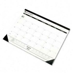 At a glance Sk3000 One color Monthly Desk Pad wall Calendar 24 X 19